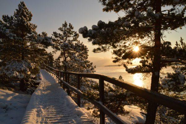 Talv Ahvenamaal